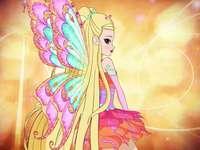 Enchantix reproiectat de Winx Club Stella