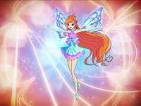 Το επανασχεδιασμένο Enchantix του Winx Club Bloom - Winx Club Puzzle | Επανασχεδιασμένο Enchantix του Bloom | Bloom νεράιδα τ