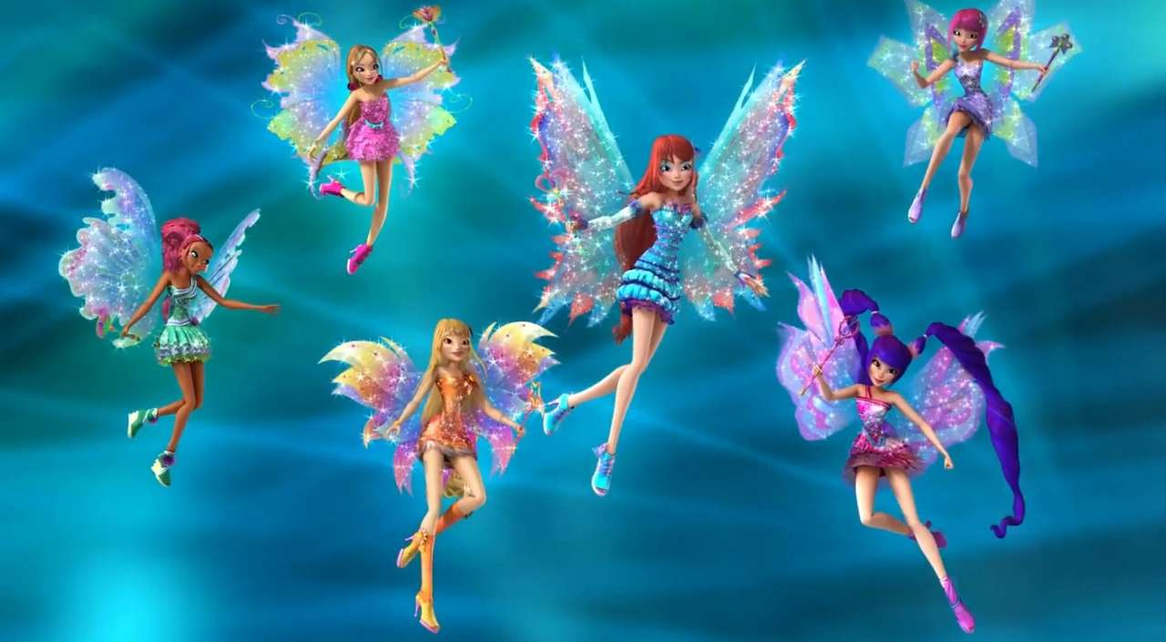 Winx Club | Mythix - Winx Club Puzzle | Magic Winx, Mythix | (9×5)