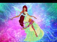Harmonix di Winx Club Aisha - Winx Club Puzzle | Aisha's Harmonix | Aisha Fairy of Waves