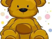 Bear's Day - Schik de teddybeer. Succes