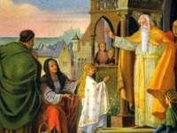 Prunca Maria la Templu