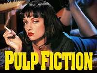 Pulp Fiction - Uma Thurman en Pulp Fiction