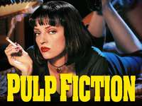 Pulp Fiction - Uma Thurman in Pulp Fiction