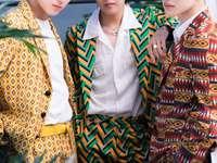 Jeon Jungkook, Jung Hoseok & Park Jimin - Idol.