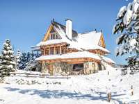buried - houses for holidays in Zakopane