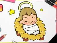 Детство на бебето Исус