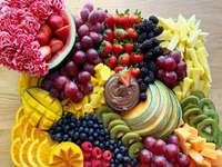 healthy fruit - m ....................