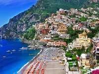 coasta în Italia - m ....................