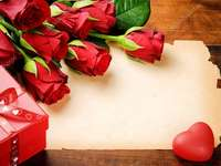 rosas vermelhas - m .....................
