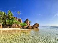La Digue - Insula Seychelles