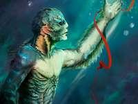 Ο Άνθρωπος της Αμφίβιας - Το σχήμα του νερού