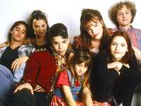 Minha suposta vida - My So Called Life Teens