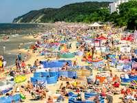 en la playa - m ...................