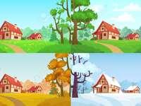 A ház a 4 évszakban - A ház a 4 évszakban