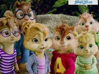 alvin and the chipmunks - m ........................
