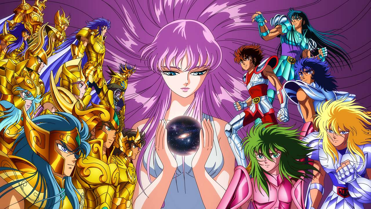 Saint seiya Goud brons - Saint Seiya War Shrine (14×8)