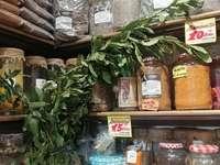 výstava koření Neapol