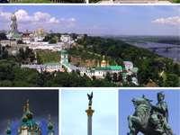 Kiev .... - Kiev (ucraniano: Київ, Kyjiw, ruso: Киев, Kiev) - la capital y ciudad más grande de Ucrania