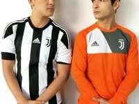 Lorenzo e Ezequiel - Lorenzo e Ezequiel da série de TV Eleven