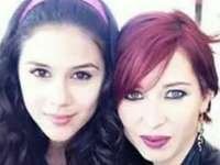 Daisy et Zaira - Daisy O'Brian et Zaira Fangoria