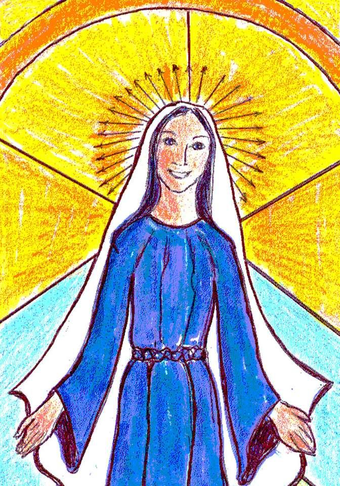 Mutter Gottes - Maria, die Mutter Jesu und unsere Mutter (3×5)