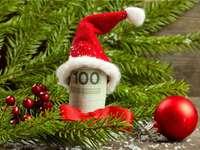 δώρο Χριστουγέννων - αγαπητέ καλλικάτζαρος για ένα δώρο