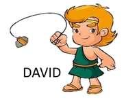 David besegrar Goliat