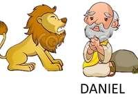 Daniel i lejonhålan