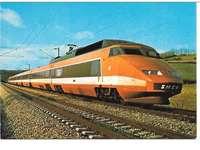 Τρένο υψηλής ταχύτητας