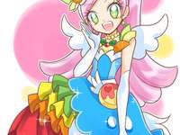 Cure parfait Kira Kira precure All Mode
