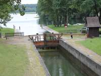 Блокировка за транспорт - Заключете на Августовския канал