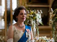 The Crown - Olivia Colman as the queen