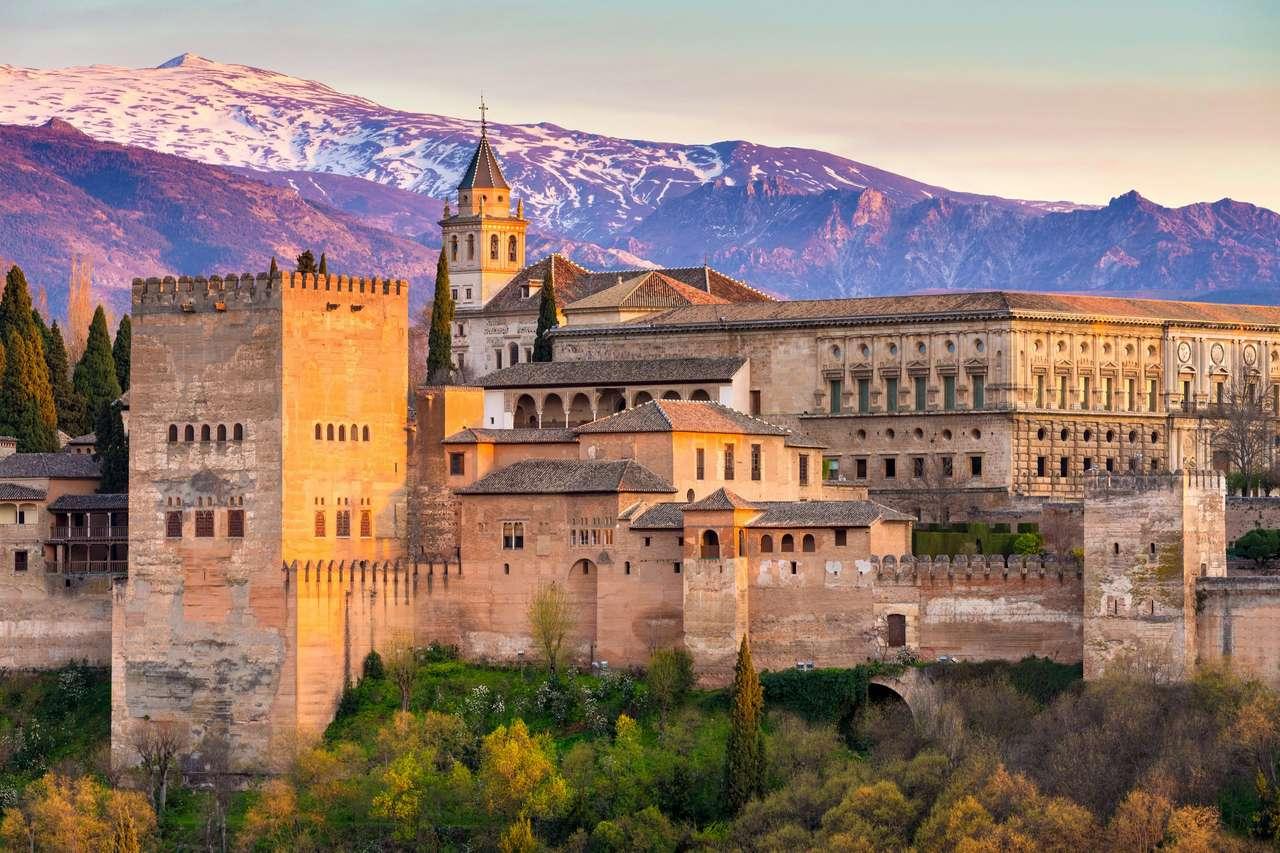 Γρανάδα Αλάμπρα Ισπανία (15×10)