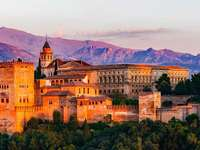 Granada Alhambra Spanien
