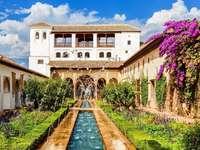 Granada város Spanyolországban - Granada város Spanyolországban
