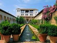 Granada város Spanyolországban