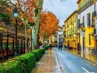 Ville de Grenade en Espagne - Ville de Grenade en Espagne