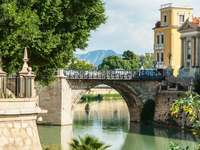 Murcia Stadt in Spanien