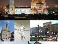 Florença - Florença (italiano: Firenze, MAF: [fiˈrɛnʦe]) - uma cidade no centro da Itália, no Arno, no sop