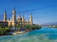 Město Saragossa ve Španělsku - Město Saragossa ve Španělsku