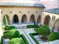 Град Сарагоса в Испания