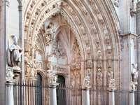 Град Толедо в Испания