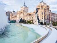 Cidade de Valladolid na Espanha - Cidade de Valladolid na Espanha