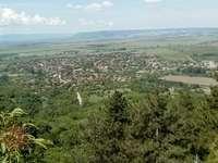 Madara ryttare - Landskap av Maras ryttare
