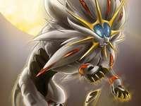 Pokemon Solgaleo - Questi puzzle sono divertenti, sono puzzle con il pokemon solgaleo