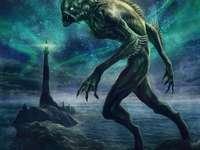 Sea monster - Sea Creature
