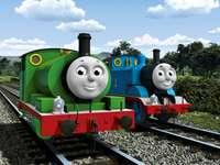 Thomas y sus amigos - m .....................