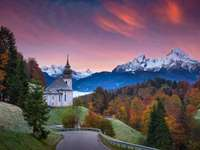 church in the mountains - m ...................