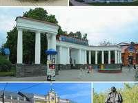 Myrhorod ....... - Myrhorod (ucraniano: Миргород) - una ciudad en la región de Poltava de Ucrania, el centro a